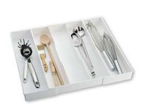 Expand-a-Drawer® Utensil Tray
